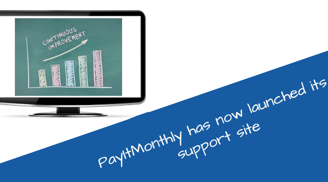 We Have Just Launched Our New Support Website