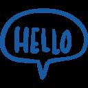 hello-speech-bubble