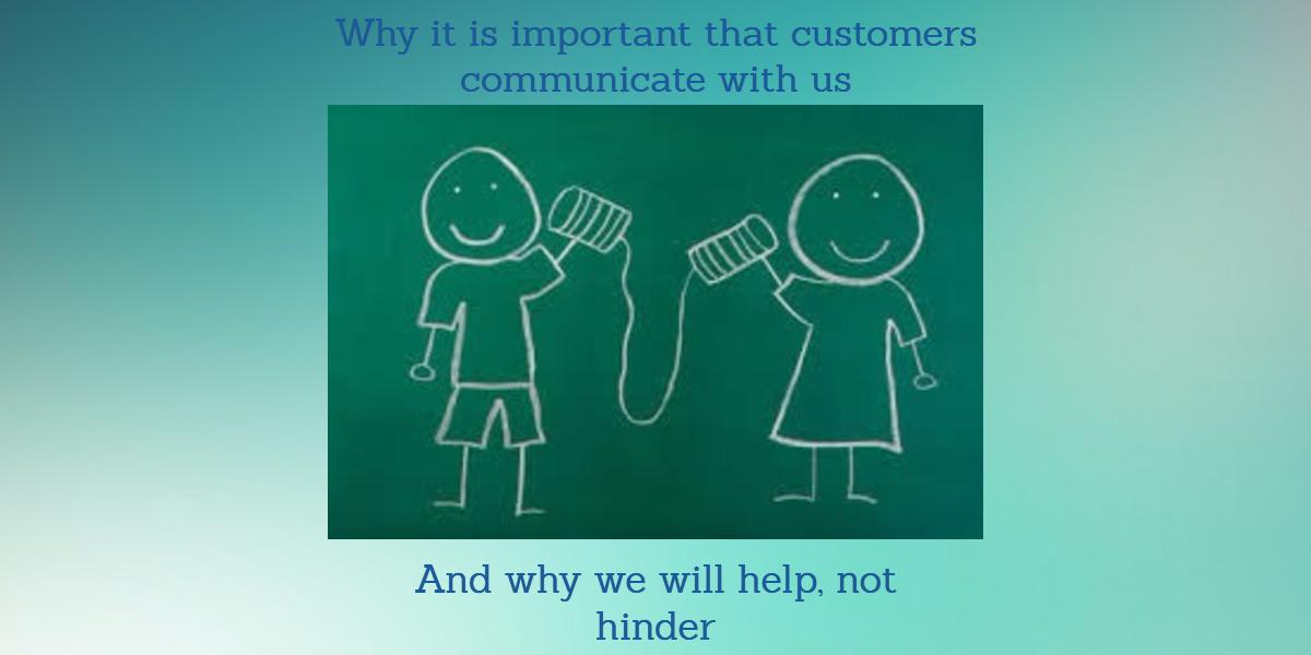 Customers_Communicate