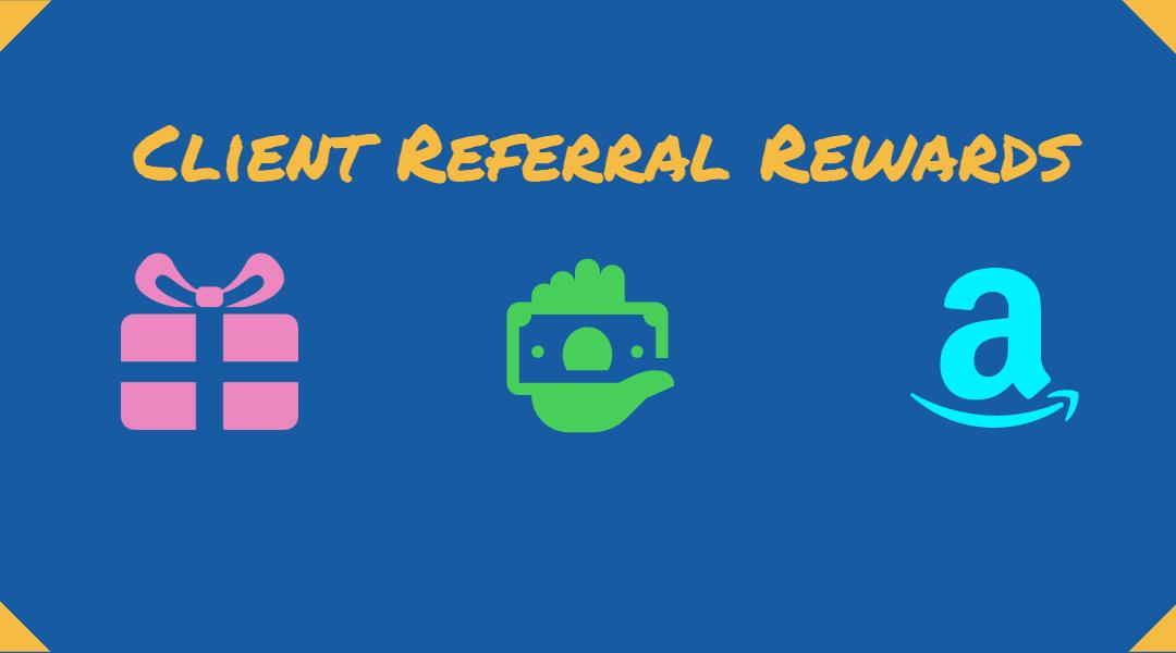 Refer a Business, Earn Rewards